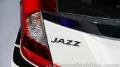 Honda Jazz Modulo nameplate at the Indonesia International Motor Show 2014