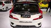 Honda Jazz Modulo rear at the Indonesia International Motor Show 2014