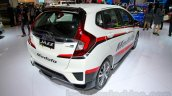 Honda Jazz Modulo rear three quarters right at the Indonesia International Motor Show 2014