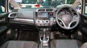 Honda Jazz RS Black Top dashboard at the Indonesia International Motor Show 2014