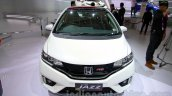Honda Jazz RS Black Top front at the Indonesia International Motor Show 2014
