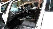 Honda Jazz RS Black Top front seats at the Indonesia International Motor Show 2014