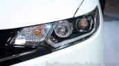 Honda Jazz RS Black Top headlamp at the Indonesia International Motor Show 2014