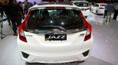 Honda Jazz RS Black Top rear at the Indonesia International Motor Show 2014