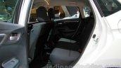 Honda Jazz RS Black Top rear seat at the Indonesia International Motor Show 2014