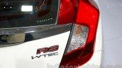 Honda Jazz RS Black Top taillamp at the Indonesia International Motor Show 2014