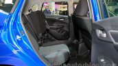 Honda Jazz rear seat at the Indonesia International Motor Show 2014