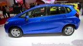 Honda Jazz side at the Indonesia International Motor Show 2014