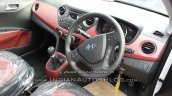 Hyundai Grand i10 SportZ edition dashboard