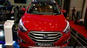 Hyundai Tucson front at the 2014 Indonesia International Motor Show