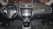 New Nissan X-Trail interior at CAMPI 2014