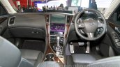 Infiniti Q50 Hybrid dashboard at the 2014 Indonesia International Motor Show