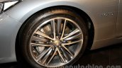 Infiniti Q50 Hybrid wheel at the 2014 Indonesia International Motor Show