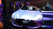 Infiniti Q80 Inspiration Concept front fascia at the 2014 Paris Motor Show