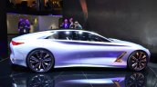 Infiniti Q80 Inspiration Concept side at the 2014 Paris Motor Show