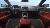 Jaguar XE dashboard official image