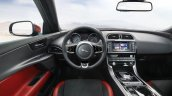 Jaguar XE steering wheel official image