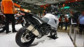 KTM 1290 Super Adventure rear three quarters at INTERMOT 2014