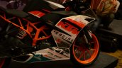 KTM RC390 and RC200 Race package decals