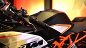KTM RC390 fuel tank at the Indian launch