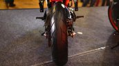 KTM RC390 rear tire at the Indian launch