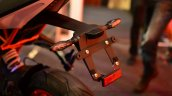 KTM RC390 registration plate enclosure at the Indian launch
