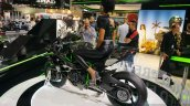 Kawasaki Ninja H2R rear three quarters 2 at INTERMOT 2014