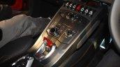Lamborghini Huracan India Launch center console