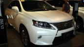 Lexus RX at the CAMPI 2014