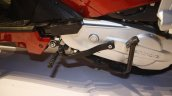Mahindra Gusto launch front mounted kicker