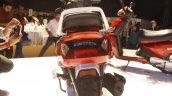Mahindra Gusto launch rear