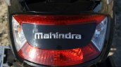 Mahindra Gusto review combination light