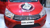 Maruti Celerio front fascia at the 2014 Nepal Auto Show