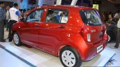 Maruti Celerio rear left three quarter at the 2014 Nepal Auto Show