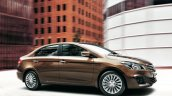 Maruti Ciaz press shots front three quarter