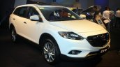 Mazda CX-9 front three quarter at the Philippines International Motor Show 2014