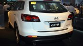 Mazda CX-9 rear three quarter at the Philippines International Motor Show 2014