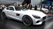Mercedes AMG GT at the 2014 Paris Motor Show