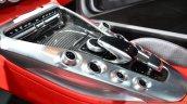Mercedes AMG GT centre console at the 2014 Paris Motor Show