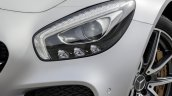 Mercedes AMG GT press image headlamp