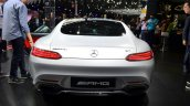 Mercedes AMG GT rear at the 2014 Paris Motor Show