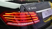 Mercedes E350 CDI launch badge