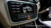 Mercedes GLA audio system dual tone interior on the review