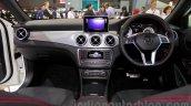Mercedes GLA dashboard at the Indonesia International Motor Show 2014