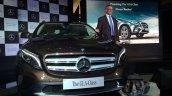 Mercedes GLA launch India