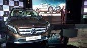 Mercedes GLA launch