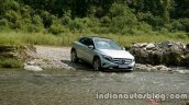 Mercedes GLA off roading 4 on the review