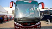 Mercedes OC 500 RF 2542 bus chassis front at the 2014 Indonesia International Motor Show