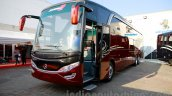 Mercedes OC 500 RF 2542 bus chassis front three quarters at the 2014 Indonesia International Motor Show