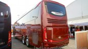 Mercedes OC 500 RF 2542 bus chassis rear three quarters left at the 2014 Indonesia International Motor Show